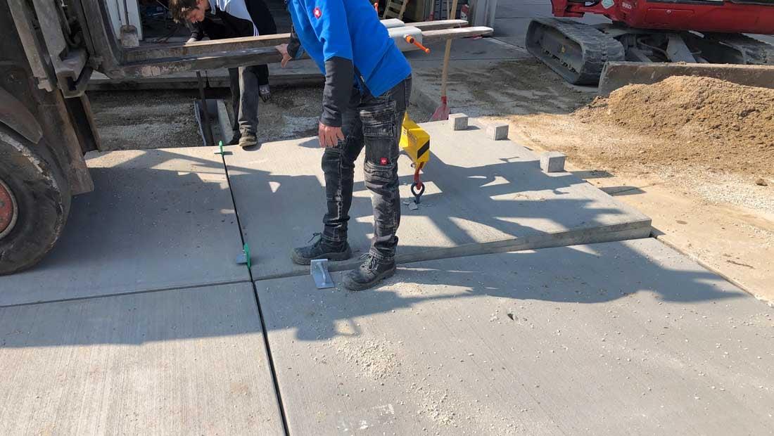 betonfertigteile platten