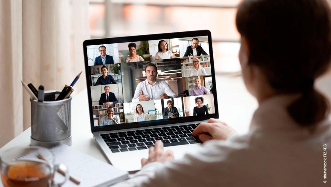 Tipps für ein erfolgreiches Online-Meeting