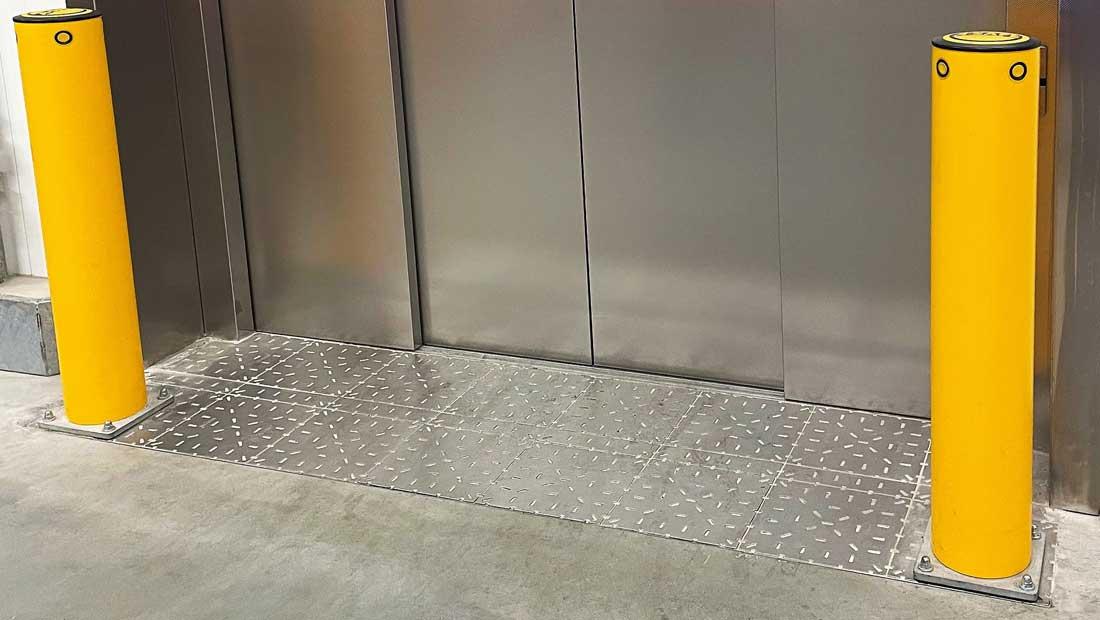 Einsatz im Tiefkühlbereich möglich