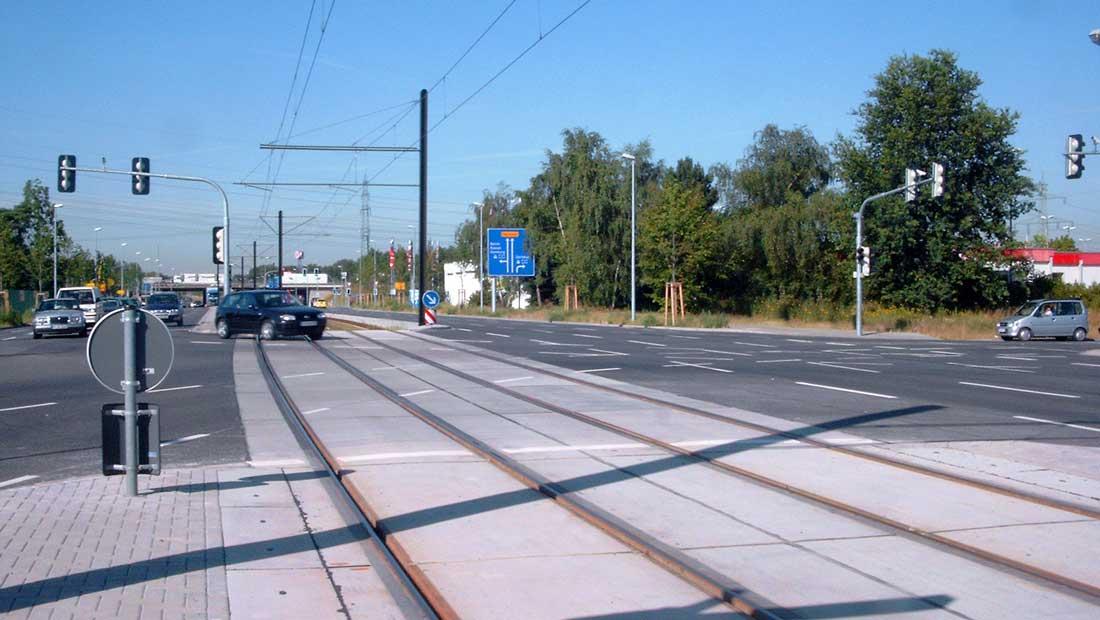 langlebiger Bahnübergang