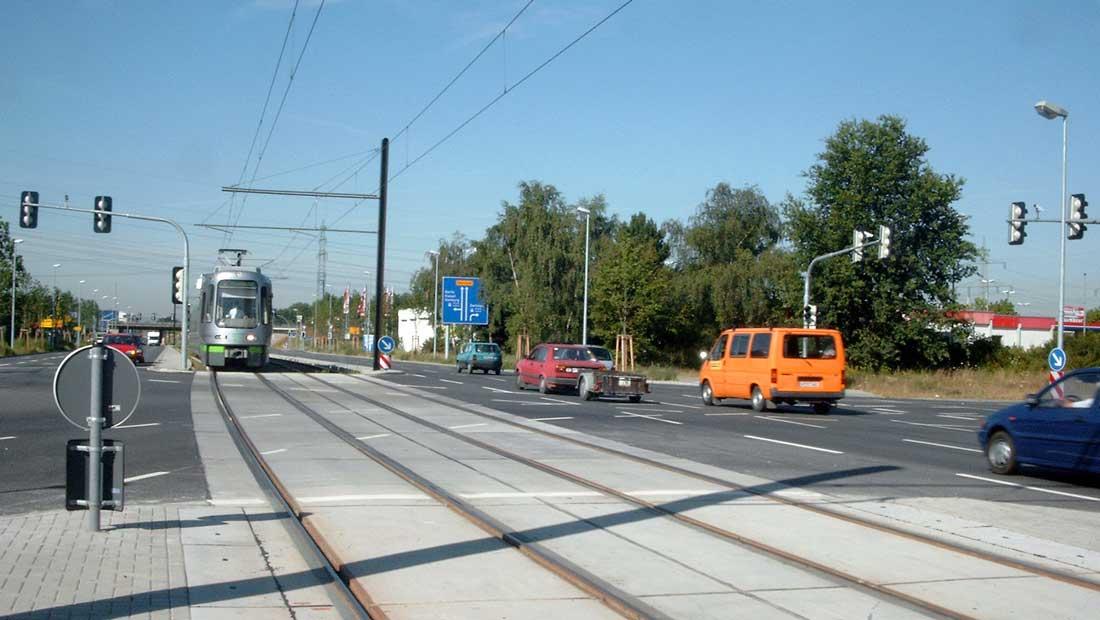 Stadtbahnverlängerung