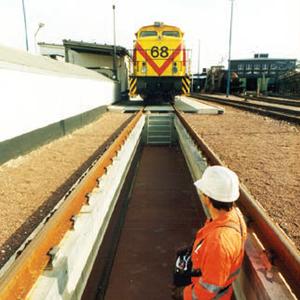 nav rail pit